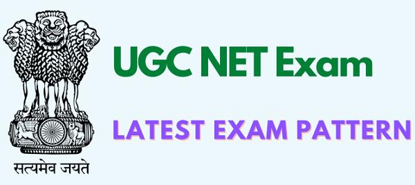 ugc net exam pattern 2021